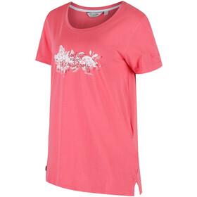 Regatta Filandra II T-Shirt Femme, desert rose